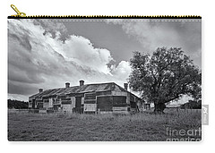 Carry-all Pouch featuring the photograph Duckholes Hotel by Linda Lees