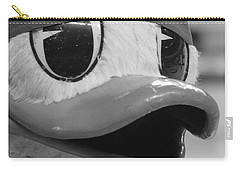 Carry-all Pouch featuring the photograph Ducking Around by Laddie Halupa