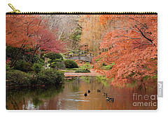 Ducks In The Pond Carry-all Pouch