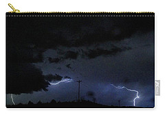 Dueling Lightning Bolts Carry-all Pouch