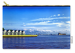 Duluth Minnesota Harbor Carry-all Pouch