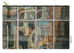 Dumbo Windows Carry-all Pouch by Stan  Magnan