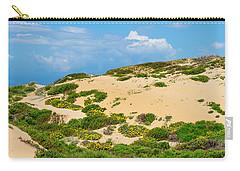 Dune Flowers Carry-all Pouch by Derek Dean
