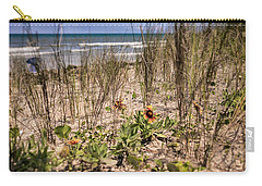 Dune Flowers Carry-all Pouch