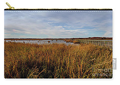 Dune Grass At Bivalve Carry-all Pouch