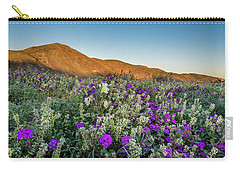 Dune In Bloom Carry-all Pouch