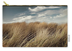 Dunes And Clouds Carry-all Pouch
