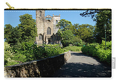 Carry-all Pouch featuring the photograph Dunfermline Abbey by Jeremy Lavender Photography