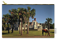 Carry-all Pouch featuring the photograph Dungeness  by Jessica Brawley