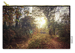 Dunmore Wood - Autumnal Morning Carry-all Pouch