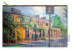 Dunraven Arms Hotel Adare Co Limerick Ireland Carry-all Pouch