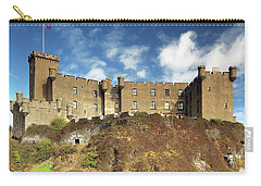 Dunvegan Castle Carry-all Pouch by Grant Glendinning