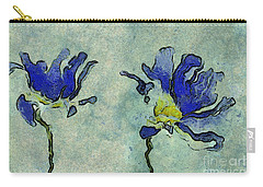 Duo Daisies - 02dp3b22 Carry-all Pouch