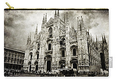 Duomo Di Milano Carry-all Pouch