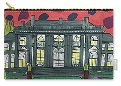 Dupont Family Mansion. Carry-all Pouch