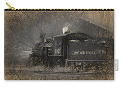 Durango And Silverton Train 2 Carry-all Pouch