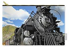 Durango Silverton Locomotive 481 - Pride Of Colorado Carry-all Pouch by Daniel Hagerman