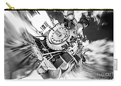 Durango Silverton Train Arrives Carry-all Pouch