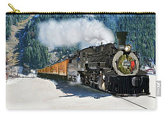 Durango To Silverton Train Carry-all Pouch