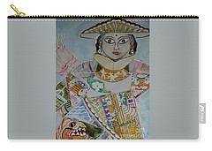 Durga ,the Warrior Goddess Carry-all Pouch