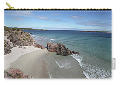 Carry-all Pouch featuring the photograph Durness - Sutherland by Pat Speirs