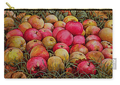 Durnitzhofer Apples Carry-all Pouch by Ditz