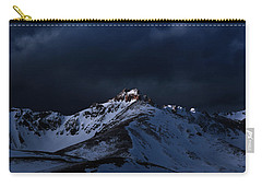 Dusk At Loveland Pass Carry-all Pouch