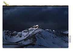 Dusk At Loveland Pass Carry-all Pouch