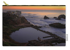Dusk At Sutro Baths Carry-all Pouch