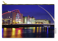 Dusk In Dublin Carry-all Pouch
