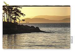 Dusk On Sucia Island Carry-all Pouch