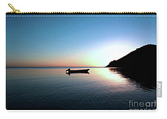 Dusk On The Island Of Korovou Fiji   Carry-all Pouch