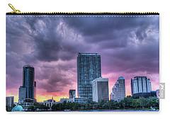 Dusky Downtown Orlando, Florida Carry-all Pouch