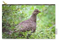 Dusky Grouse Carry-all Pouch