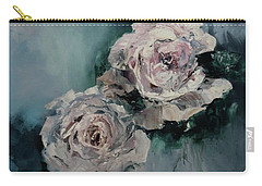 Dusky Roses Carry-all Pouch