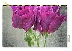Dusty Roses Carry-all Pouch