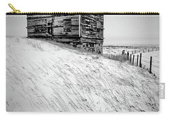 Dutch Barn In Winter Carry-all Pouch