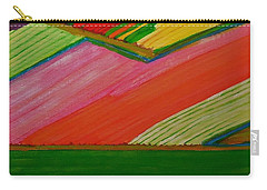 Dutch Tulip Fields Carry-all Pouch