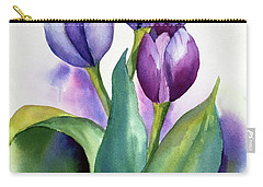 Dutch Tulips Carry-all Pouch