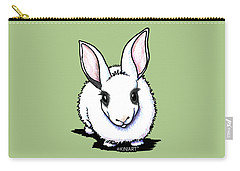 Dwarf Hotot Bunny Rabbit Carry-all Pouch