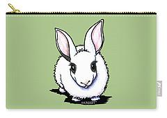 Dwarf Hotot Bunny Rabbit Carry-all Pouch