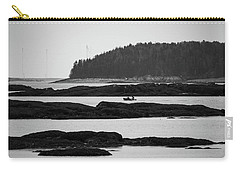 Carry-all Pouch featuring the photograph Dwon East Maine  by Trace Kittrell