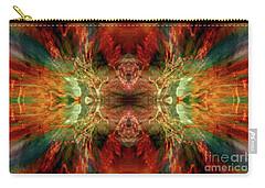 Dynamism Carry-all Pouch by Tlynn Brentnall