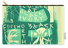 E Cd Green Carry-all Pouch