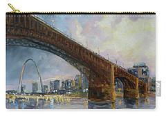 Eads Bridge - St.louis Carry-all Pouch