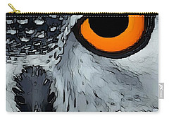 Eagle Art Carry-all Pouch