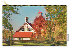 Eagle Bluff Lighthouse_1 Carry-all Pouch