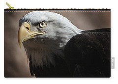 Eagle Eyed Carry-all Pouch by Marie Leslie