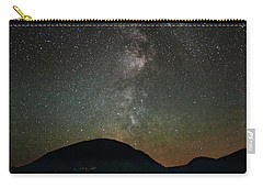 Eagle Lake And The Milky Way Carry-all Pouch