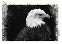 Eagle Carry-all Pouch by Martina Fagan